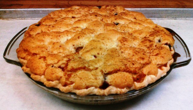 Earl Abel Apple Cranberry Pie