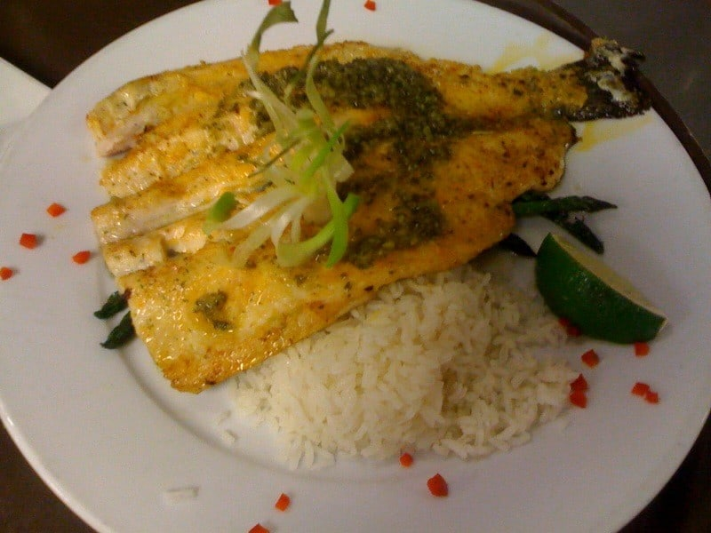 Key Lime Trout