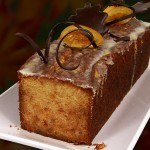 Orange Cointreau Tea Cake