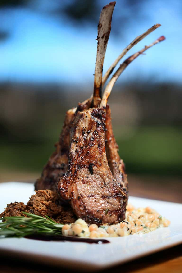 cabernet lamb 768x1152 - Local Lamb from the Lone Star State