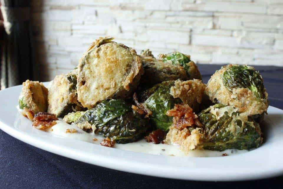 Kirby's Chicken Fried Brussels Sprouts