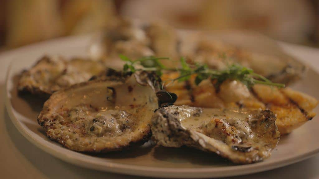 Holley's Charbroiled Oysters