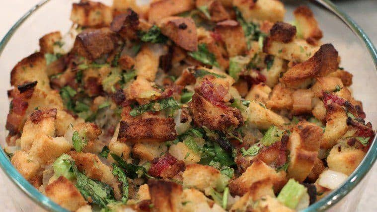 cranberry craving bacon dressing 1 large - Scrumptious Side Dishes For Thanksgiving!