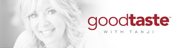 GoodTaste with Tanji Logo