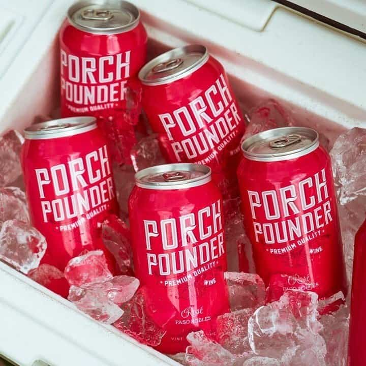 Canned Wine Porch Pounder - Tanji Talks: Portable Summertime Finds